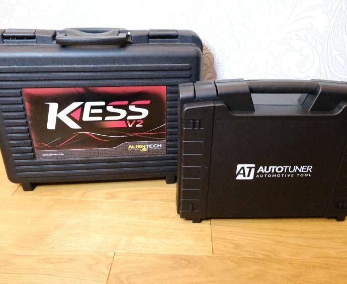 KessV2 and Autotuner tuning tools